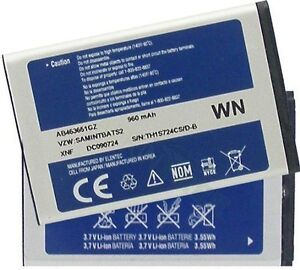 NEW SAMSUNG OEM AB463651GZ BATTERY SCH-U960 ROGUE SCH-U450 DOUBLE TAKE,INTENSITY