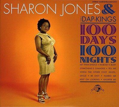 Sharon Jones  Sharon Jones   The Dap Kings   100 Days 100 Nights  New Cd  Digipa