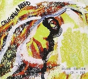 California Breed [Deluxe Edition] [Digipak] by California Breed (DVD, May-2014,
