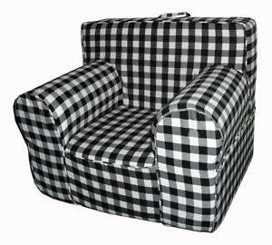 Pottery Barn Anywhere Chair Slipcover