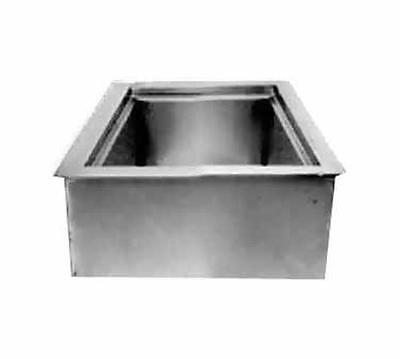 Wells Icp-100 Built-in Single - 12 X 20 Bay Non-refrigerated Cold Well