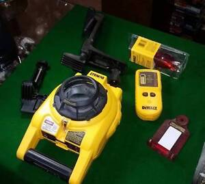 Dewalt Rotary Laser Level $269 LIKE NEW LOTS of TOOLS for sale!