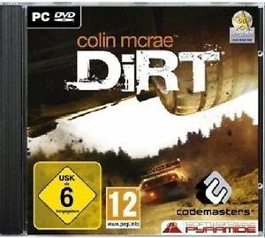 COLIN MCRAE DIRT - PC - DVD ROM - NEU & SOFORT