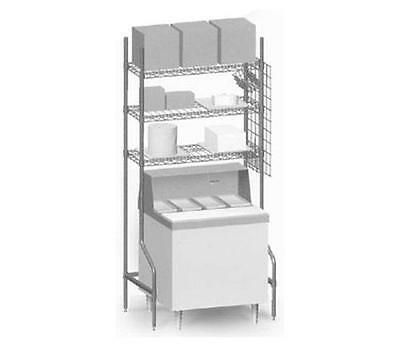 Eagle Group Commercial Deli Sandwich Prep Station Workstation 14 X 36