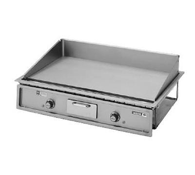 Wells G-196 Built-in 34in X 18in Thermostatic Electric Griddle