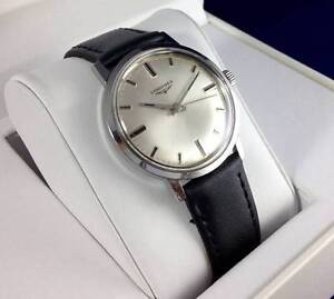 Vintage Longines cal. 284 - Serviced w/ 1 year warranty