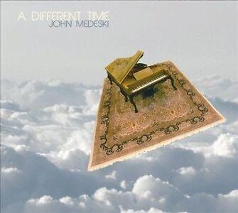 A Different Time Digipak By John Medeski CD, Apr-2013, Masterworks  - $3.70