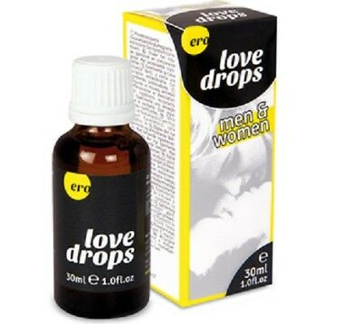 LOVE DROPS FOR MEN AND WOMEN SPANISH 30ML SEXUAL ENHACERS APHRODISIAC - Spanish For Love