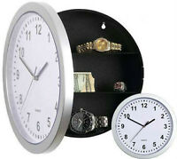 Brand new wall clock safe