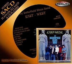 East-West by Paul Butterfield/The Paul B...
