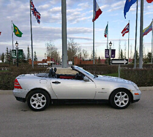 1998 Mercedes-Benz SLK 230 Convertible, JUST LISTED