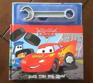 Cars book with wrench London Ontario image 1