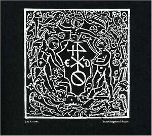 Jack Rose Kensington Blues vinyl LP NEW sealed
