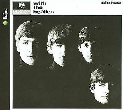 THE BEATLES - WITH THE BEATLES (Remastered), Brand New & Sealed