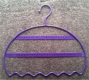 Earring Hanger - Purple Colour [NEW] Kellyville The Hills District Preview