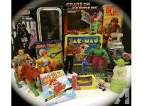 Wanted vintage toys