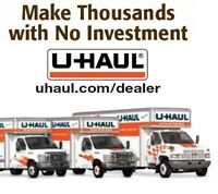 Become a U-Haul Dealer and make your business more profitable
