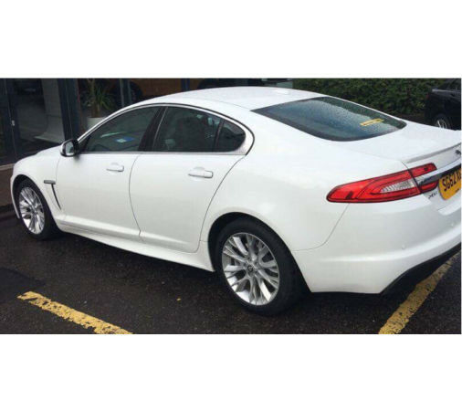 white jaguar xf sport 2012 low mileage 55k cheap sports car for quick sale in ayr south. Black Bedroom Furniture Sets. Home Design Ideas