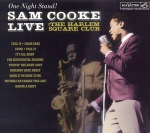Sam Cooke, One Night Stand - Sam Cooke Live At The Harlem Square Club NEW!