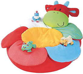 Early years sit me up cow cosy