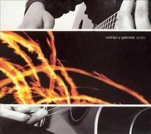 Re-Foc by Rodrigo y Gabriela (CD, Jun-20...