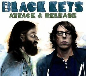 Attack & Release [Digipak] by The Black Keys (CD, Apr-2008, Nonesuch (USA))