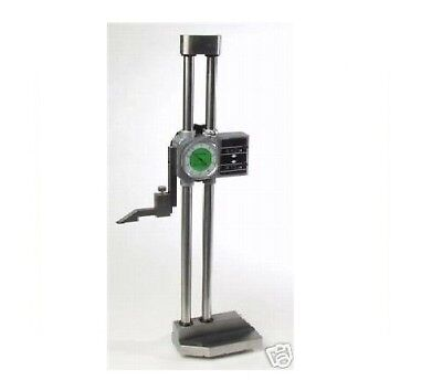 Digit Readout Dial Height Gage Range 0-12 Carbide Tip