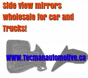 Door mirrors for GMC Savana Acadia sierra terrain yukon jimmy