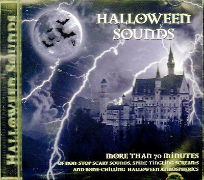 HALLOWEEN SOUNDS: OVER 70 MINUTES OF NON-STOP BONE-CHILLING HORROR SOUND EFFECTS - Non Stop Halloween Sounds