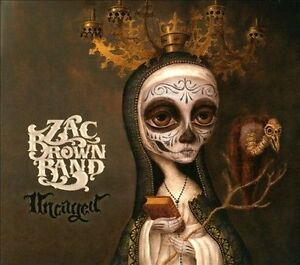 Uncaged [Digipak] by Zac Brown Band/Zac ...