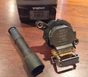 BMW ignition coil and boot
