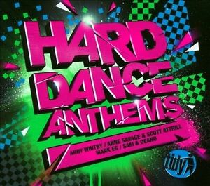 NEW-Hard-Dance-Anthems-Audio-CD