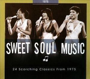 Sweet Soul Music: 1975 [Digipak] by Various Artists (CD, Feb-2014, Bear  Family Records (Germany))