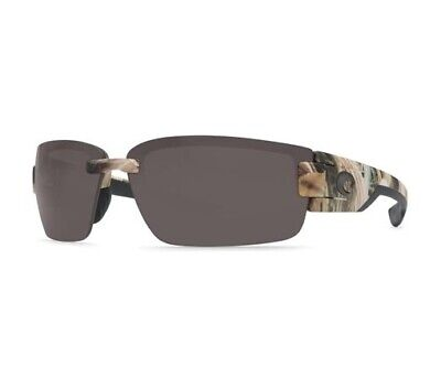 Costa Del Mar Mossy Oak Camo Frame Polarized RP 65 OGP Rockport Sunglasses New - Mossy Oak Frame