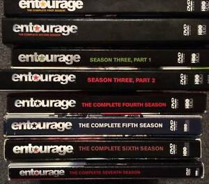 Entourage Season 1-7