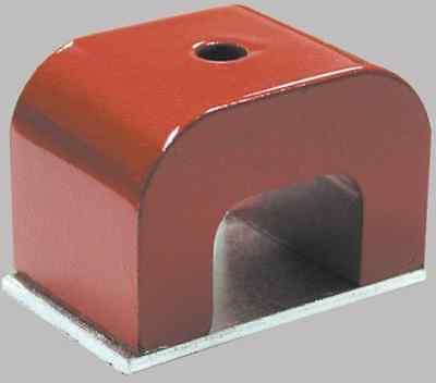 Horseshoe Magnet-30-lb. Capacity E-813 2-pack