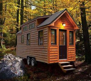 recherche emplacement pour mini-maison mobile