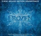 Frozen [Original Motion Picture Soundtrack] [Deluxe Edition] by Original Soundtrack (CD, Nov-2013, 2 Discs, Walt Disney)