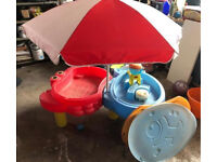 Little tikes sea and sand table