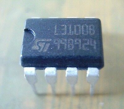 5pcs L3100b Overvoltage And Overcurrent Protection For Telecom Line Dip-8
