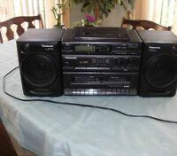 *** NICE !!!! Vintage Panasonic Digital RX DT610 Boombox !!! **