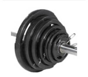 300 Pound Olympic Weight Set