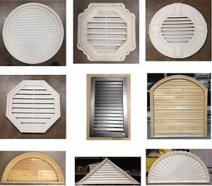 Sell-Offs - Louver, Assorted Louvers - From $20.00