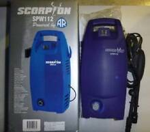 240V - 1300W - 1450psi Scorpion High Pressure Water Cleaner Point Cook Wyndham Area Preview