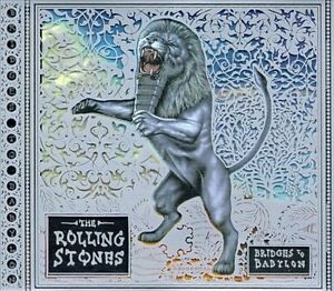 Bridges to Babylon by The Rolling Stones (CD, Sep-1997, Virgin) BRAND NEW BIN