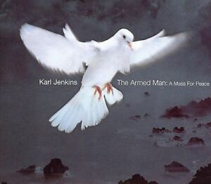 KARL JENKINS The Armed Man: A Mass For Peace CD BRAND NEW