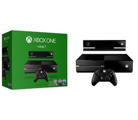 Microsoft Xbox One with Kinect ‑ 500 GB and extra controller