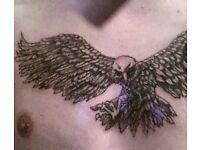 Tattoo ( bespoke designs)