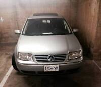 2004 Silver VW Jetta TDI Sport - fully loaded, new parts