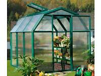 New Rion ecogrow greenhouse front only